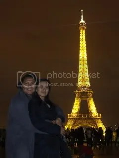 DosenGila dan belahan jiwa di Paris