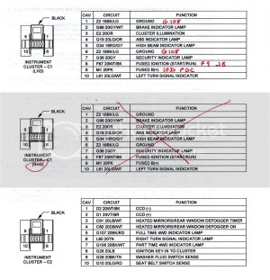 Instrument Cluster, gauges not working  TCM?  JeepForum