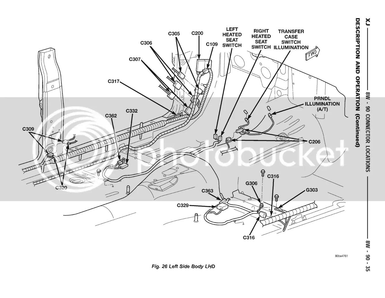 Jeep Cherokee Speaker Wiring Diagram