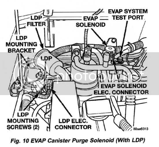 02 F150 Evap System Diagram