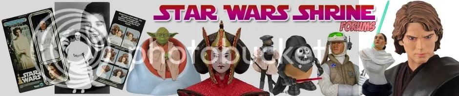 Star Wars Shrine - Collectors Unite!