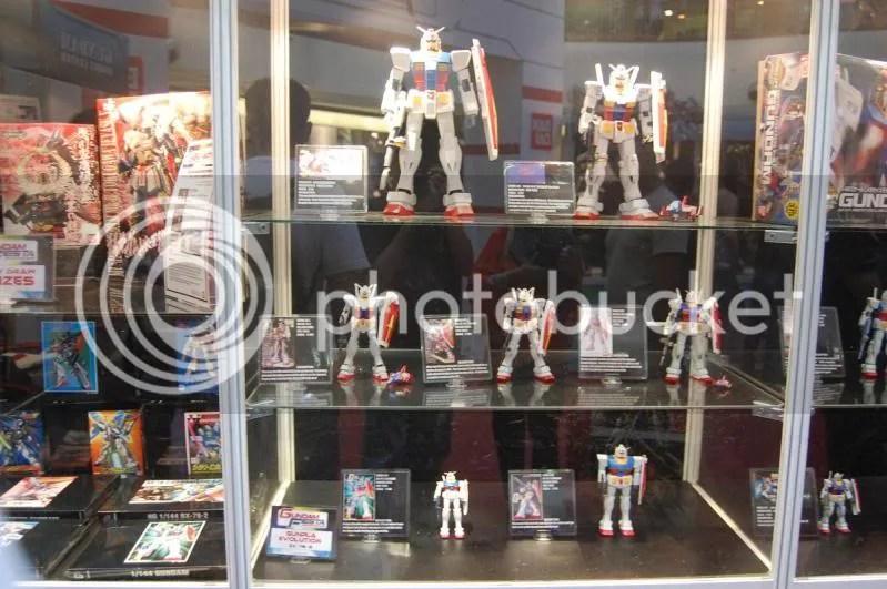 gundam,fiesta,2010,mobile,mobile suit gundam,rx-78-2,spam,master grade,perfect grade,hguc