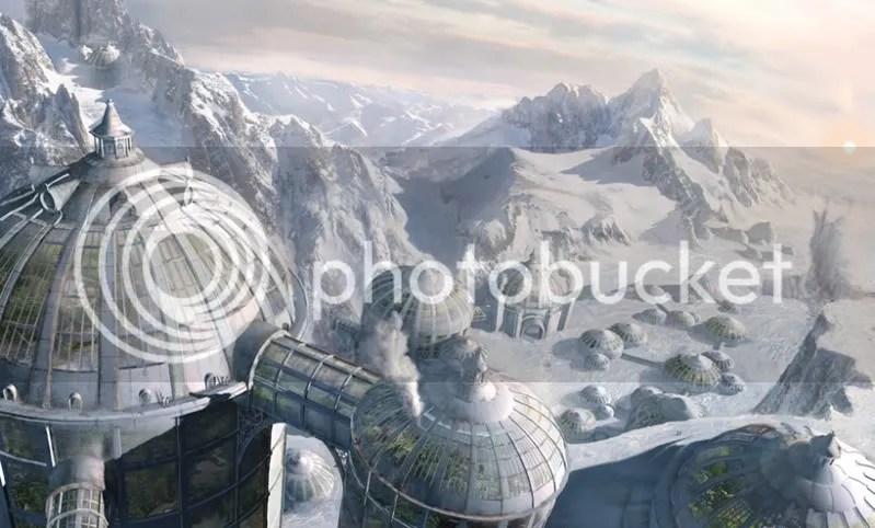 arctic grnhouse resized 170 Matte Paintings de babar