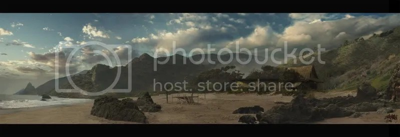 stranded 03 mp 170 Matte Paintings de babar