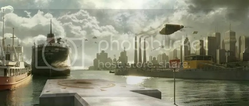 thenextside31 170 Matte Paintings de babar