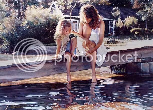 13060 As incríveis aquareleas de Steve Hanks
