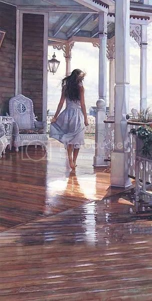13773 As incríveis aquareleas de Steve Hanks