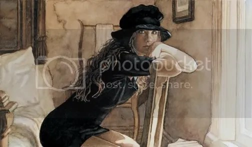 18666 As incríveis aquareleas de Steve Hanks