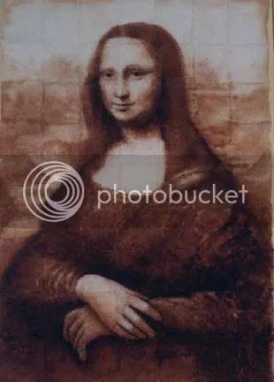 ToastMonaRipleyA Mona Lisa remake