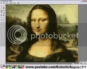 monalisaaj0 Mona Lisa remake