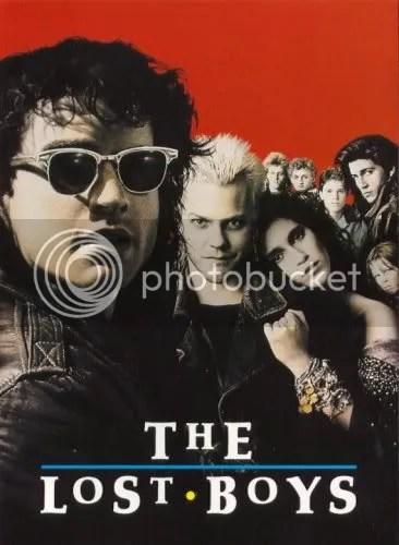 garotos perdidos poster Os melhores filmes dos anos 80   parte2