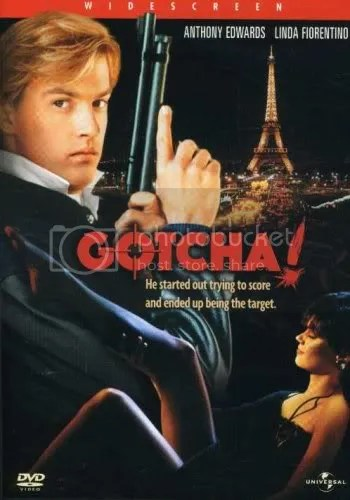 gotcha poster Os melhores filmes dos anos 80   parte2