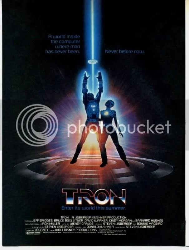 tron1 Os melhores filmes dos anos 80   parte2
