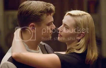 Revolutionary Road with leonardo DiCaprio and Kate Winslet