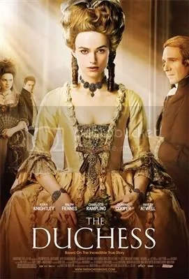 The Duchess Official Poster