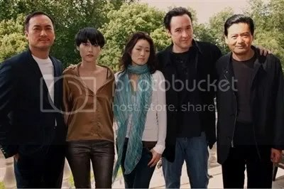 The Cast of Shanghai the movie.