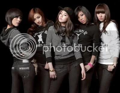 WONDER GIRLS (2007 - Present)