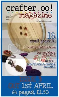 Crafteroo Magazine -Projects, Interviews, Giveaways and More!