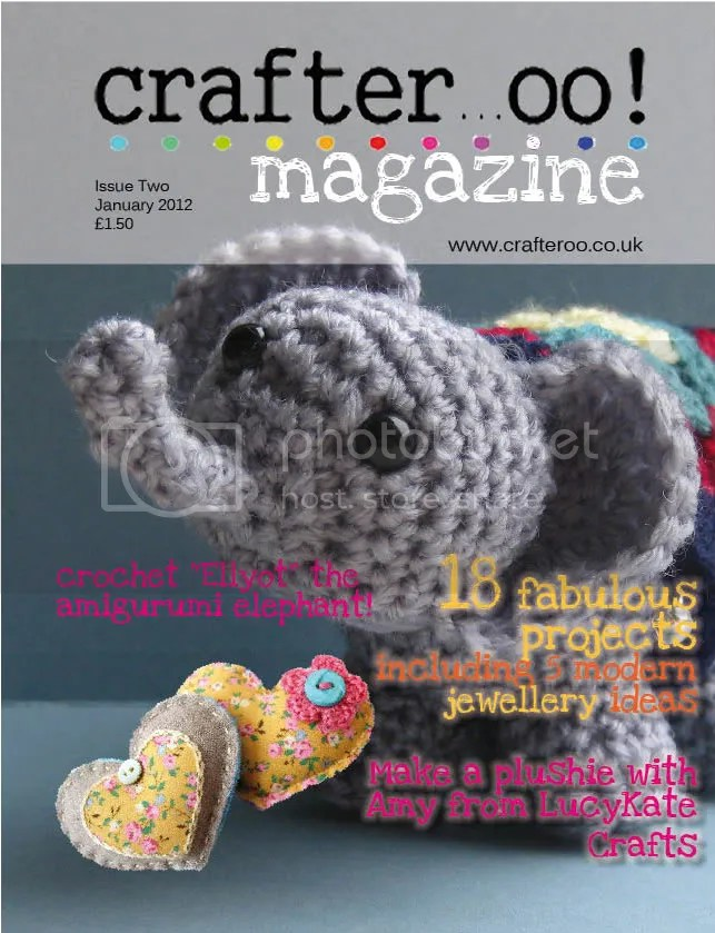 Crafteroo magazine issue 2