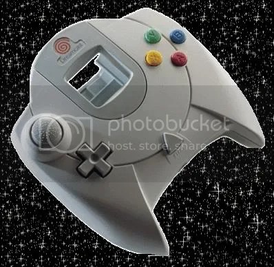 Fun fact:  All game controllers and most remote controls can also be used as spaceships.