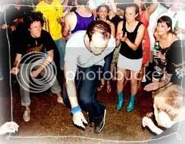 Phillippe Chetrit Break Dancing at Fatback June 14th, 2008