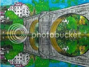 Ponte S Gonçalo Amarante