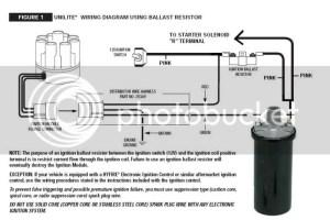 Another Ballast Resistor Question  CorvetteForum