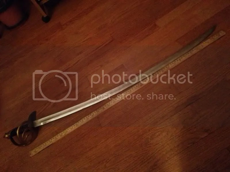 US Cavalry sword
