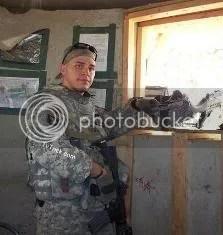 Ryan Conklin Iraq