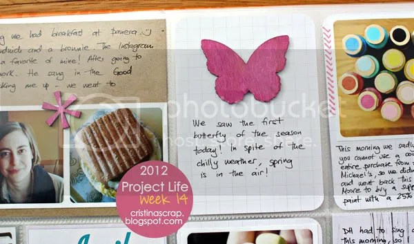Project Life - Week 14