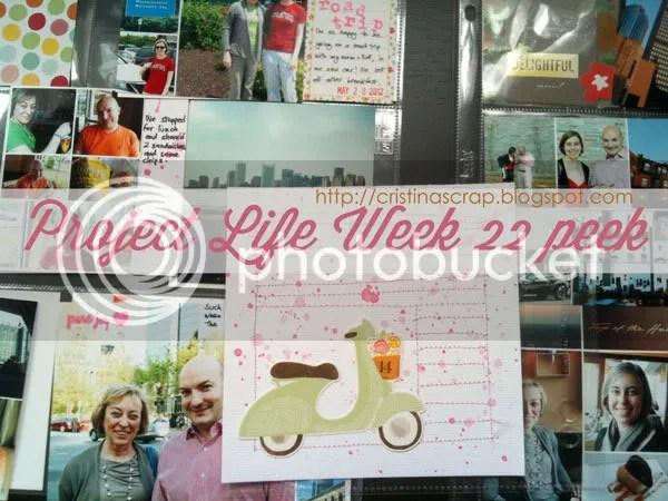 Week 22 peek