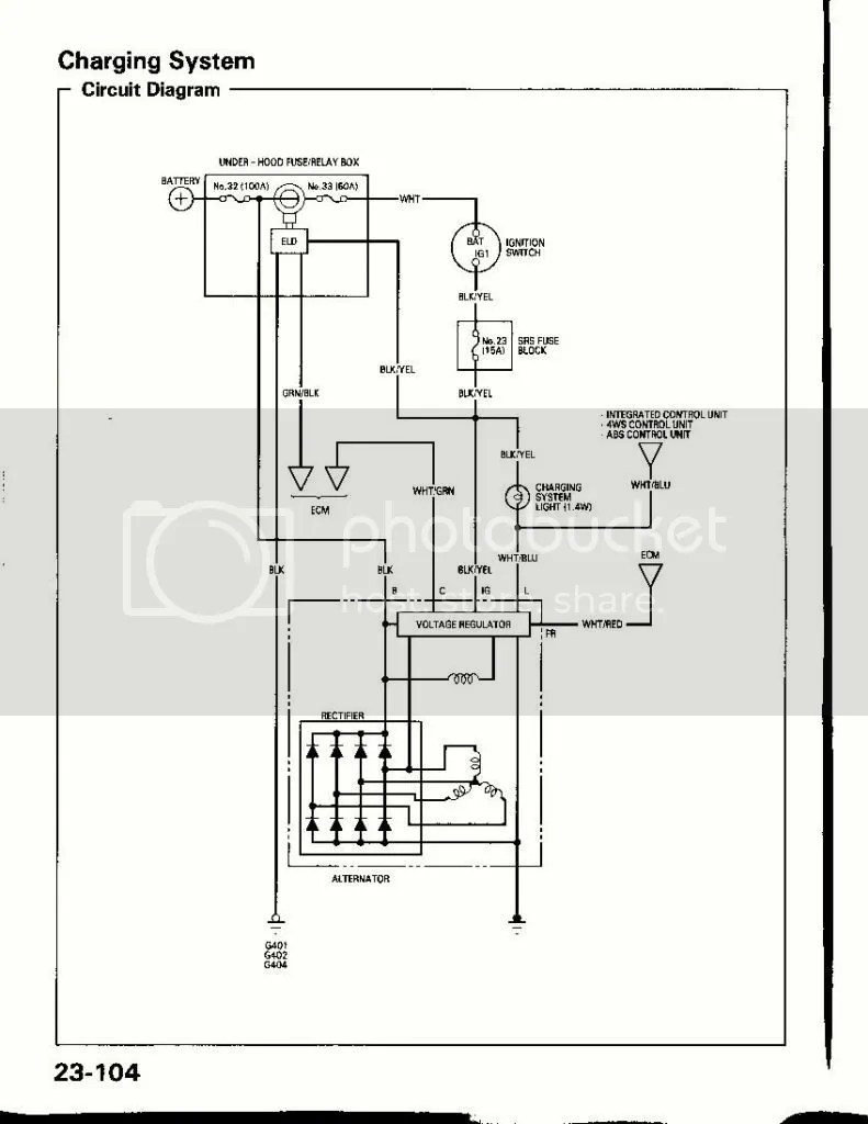 Dorable Honda Obd1 Wiring Diagram Illustration - Electrical Diagram ...