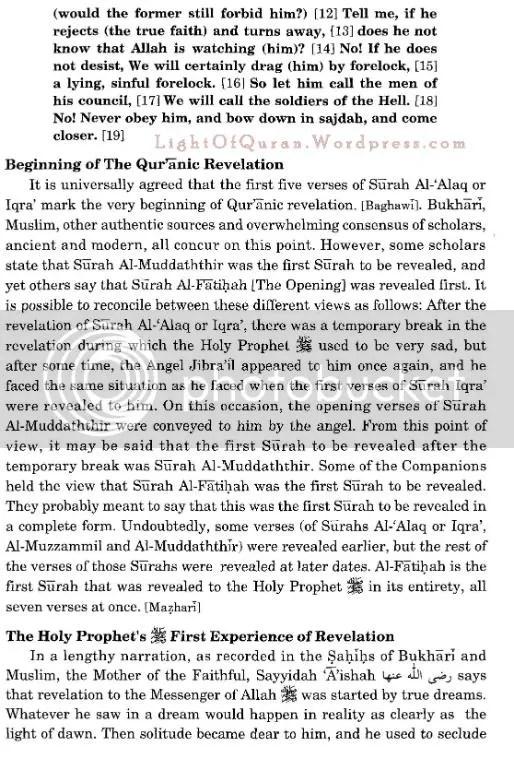 Surah Al-Alaq 96-02