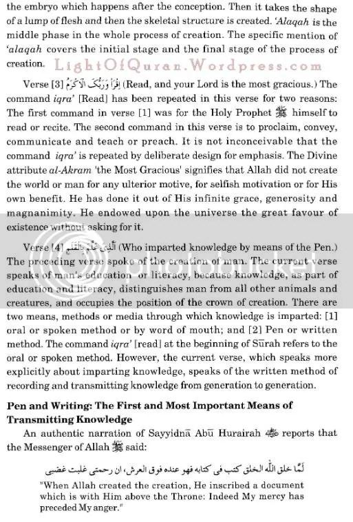 Surah Al-Alaq 96-06