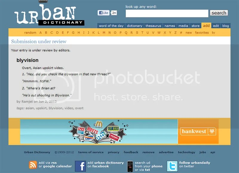 urban dictionary photo: Blyvision blyvision.jpg