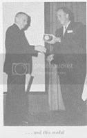 Conway Pierce receiving the Tolman Medal from Arthur Adamson photo 69f533c6-abff-4b02-8229-452ea82201bb.jpg