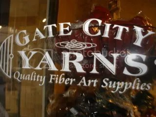 Hello Yarn Store!!