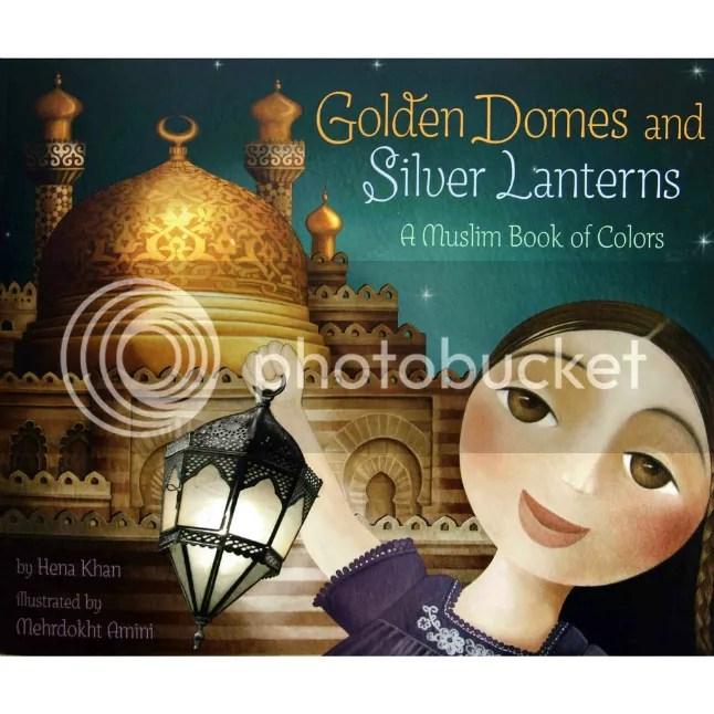 Ramadan books Golden domes