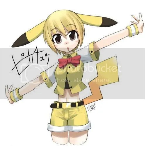 Pikachu Remix