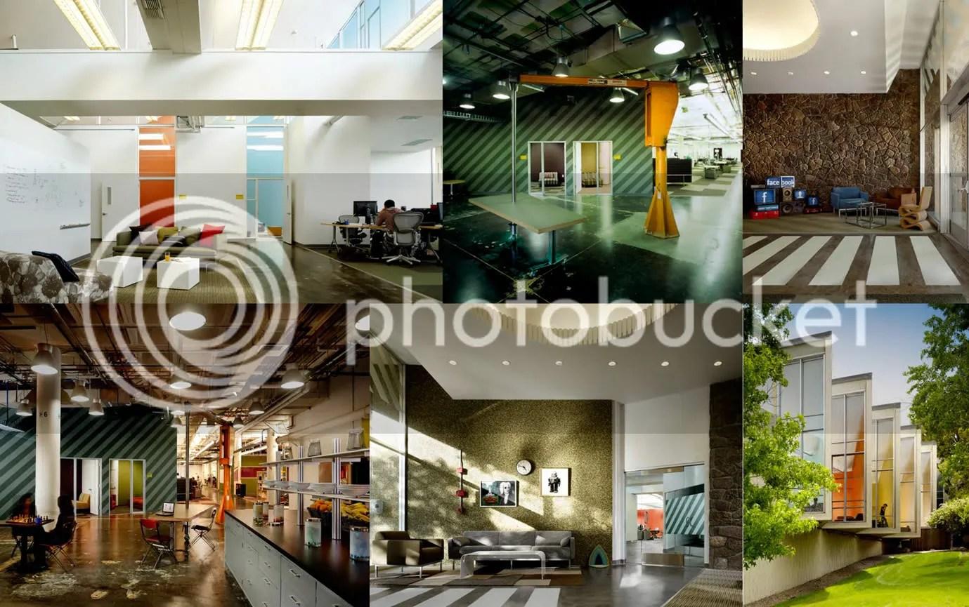 Kantor Facebook Menlo Park