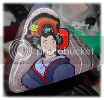 geisha cane
