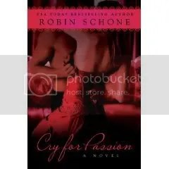 Cry for Passion by Robin Schone