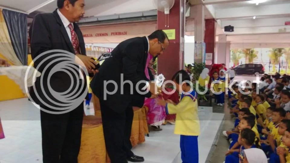 Naib Johan Daerah Kulaijaya 2013: Mini Bola Baling Prasekolah (5/5)