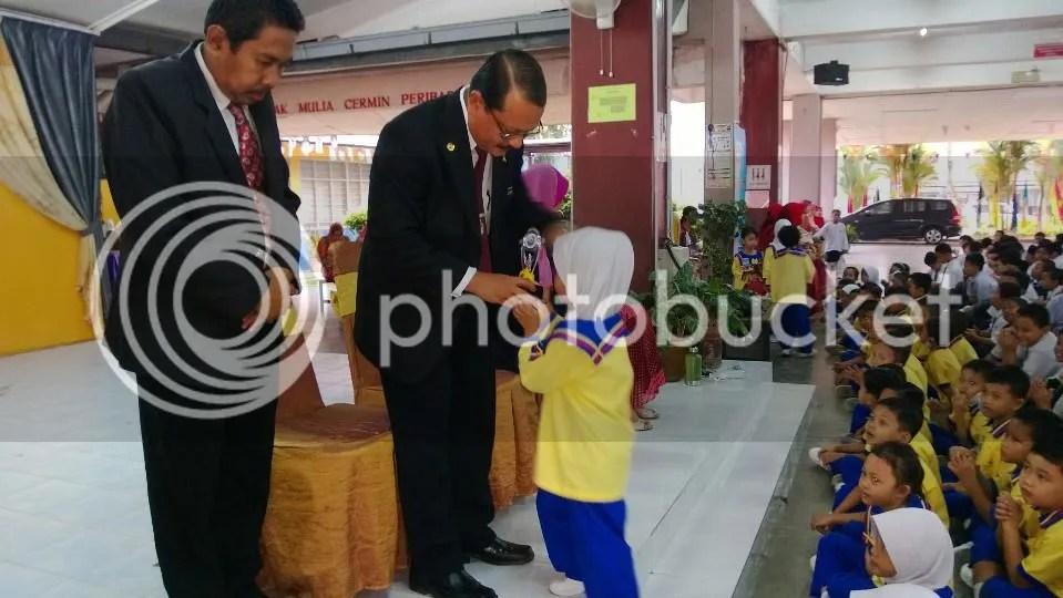 Naib Johan Daerah Kulaijaya 2013: Mini Bola Baling Prasekolah (3/5)