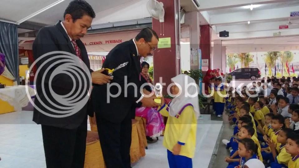 Naib Johan Daerah Kulaijaya 2013: Mini Bola Baling Prasekolah (4/5)