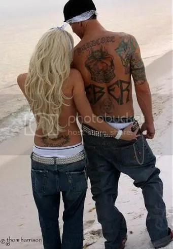 Movies, Sexy tattoo couple Pictures, Images and Photos