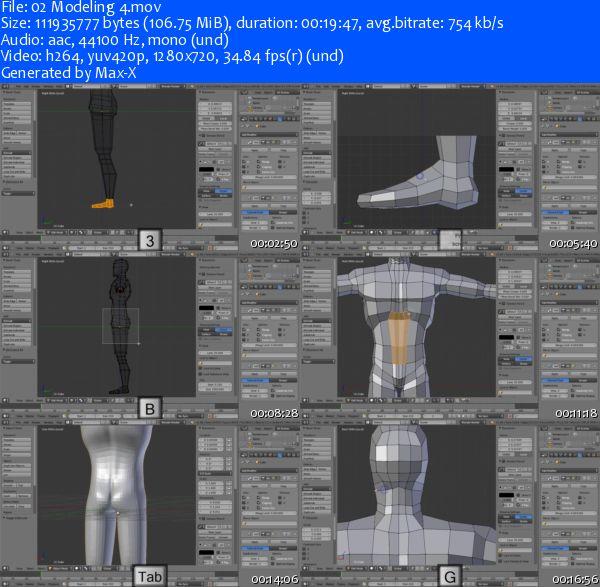4ea1e4ea3982ff9599613ed60e90df02 CartoonSmart3D   A Blender Game Character