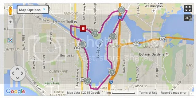 Lake Union Running Loop