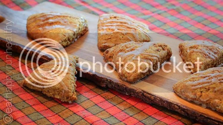 whole wheat pumpkin scone recipe
