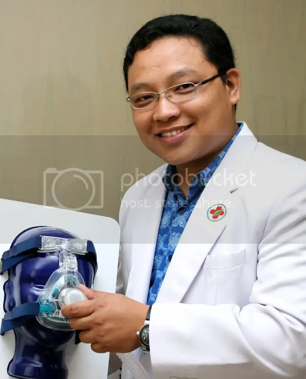 Dr. Andreas Prasadja, RPSGT
